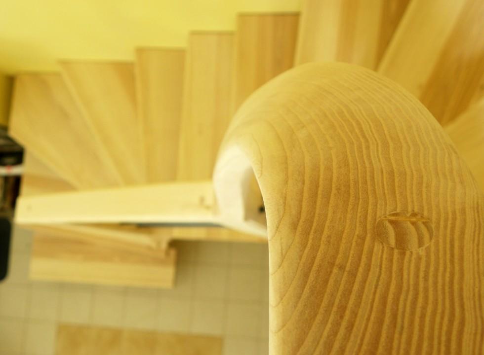 Escalier Bois (1)