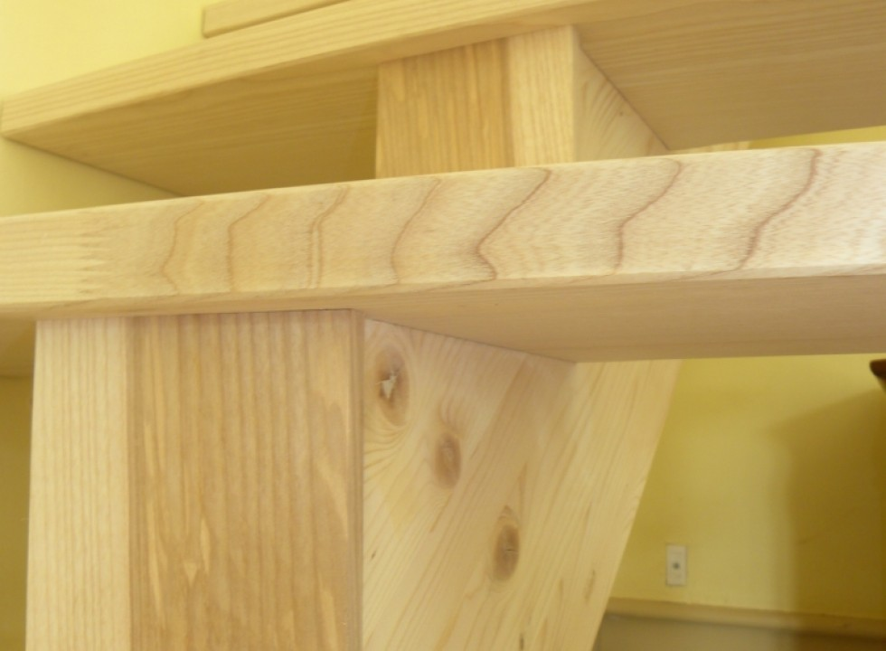 Escalier Bois (2)