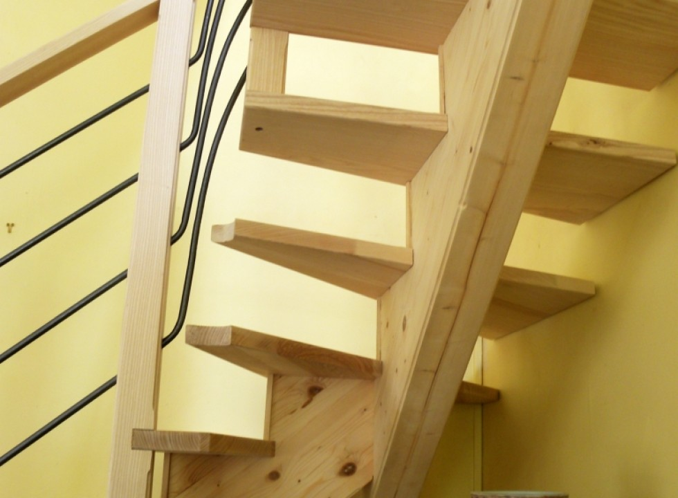 Escalier Bois (5)