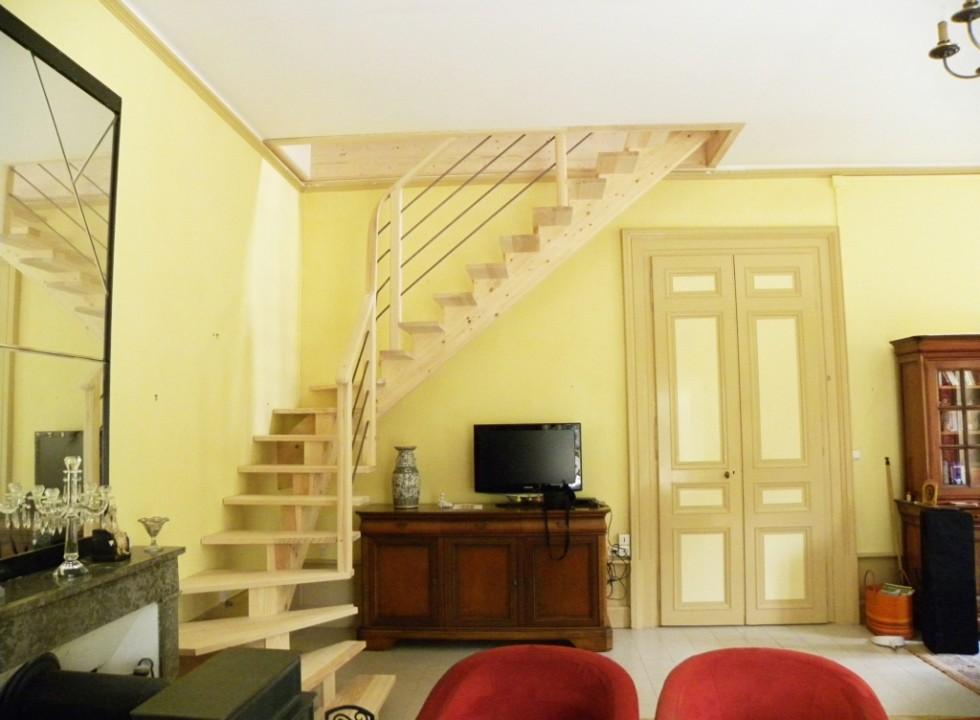 Escalier Bois (7)