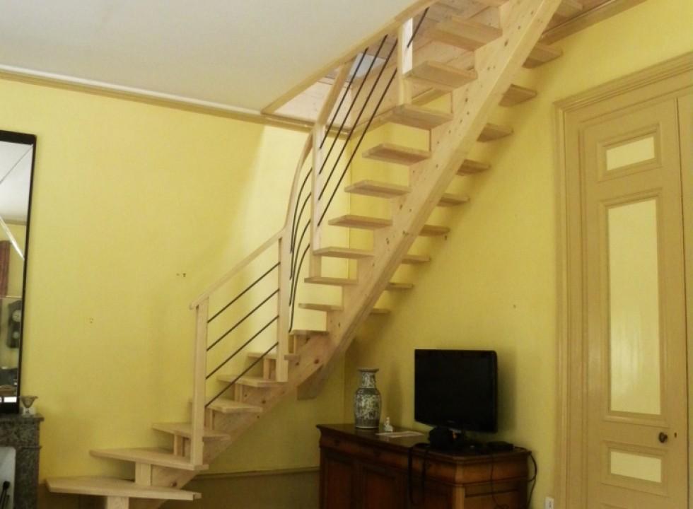 Escalier Bois (8)